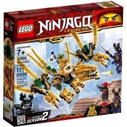 LEGO 70666 Złoty Smok