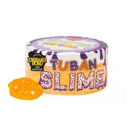 Slime TUBAN - brokat neon pomarańczowy- 0,2 kg