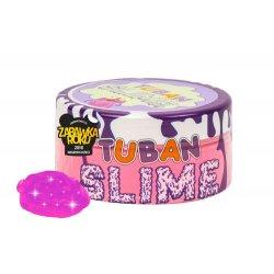 Slime TUBAN - brokat neon różowy- 0,2 kg