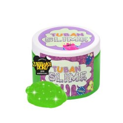 Slime TUBAN - glitter neon green - 0,5 kg