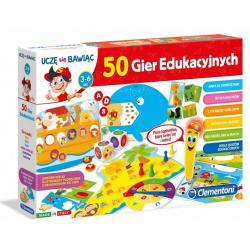 Uczę się bawiąc - Mówiące pióro - 50 gier edukacyjnych