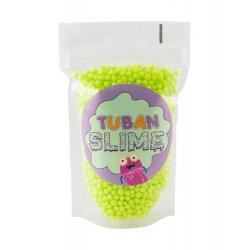 TUBAN - Kulki styropianowe żółte slime