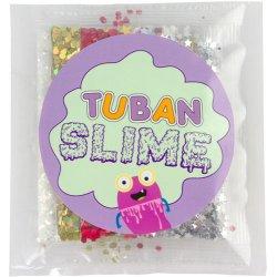 TUBAN - Zestaw brokatów – 5 rodzajów do slime
