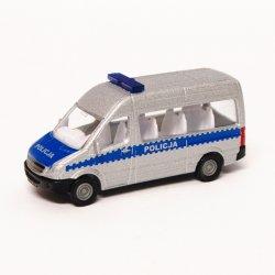 Siku Super: Van policyjny -wersja polska 0806