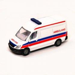 Siku Super: Van ambulans - wersja polska 0809