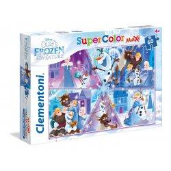 Puzzle MAXI 60 el. Olaf's Adventure Frozen
