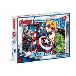 Puzzle 30 el. Avengers