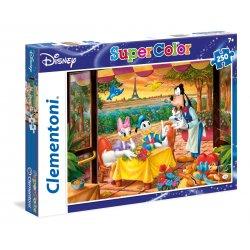 Puzzle 250 el. Disney SuperColor