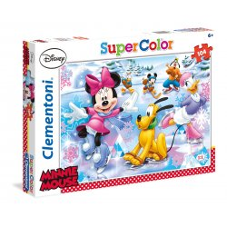 Puzzle 104 el. Minnie Sport SuperColor