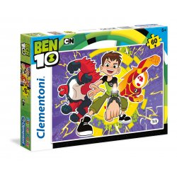 Puzzle 60 el. Ben 10 SuperColor