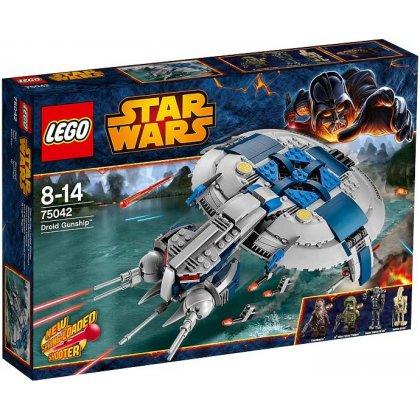 Lego 75042 Droid Gunship Lego 174 Sets Star Wars Mojeklocki24
