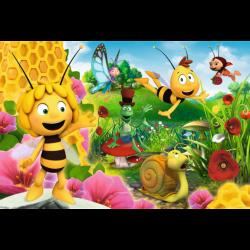 Puzzle MAXI 24 el. W świecie Pszczółki Mai