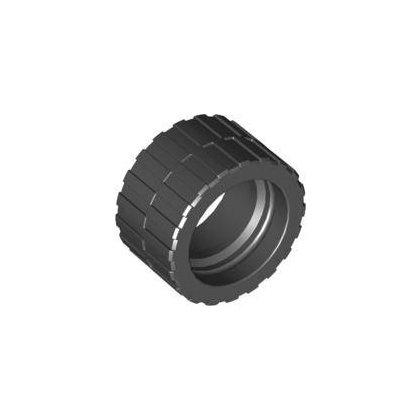 LEGO 30648 Tyre Low Wide Ø24 X 14