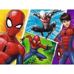 Puzzle 30 el. Spider-Man i Miguel