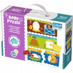 Puzzle Baby Classic - Sorter kształtów