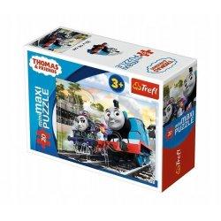 Puzzle miniMaxi 20 el. 21073 Tomek i przyjaciele (56019)