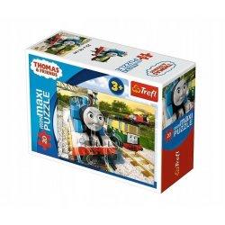 Puzzle miniMaxi 20 el. 21074 Tomek i przyjaciele (56019)