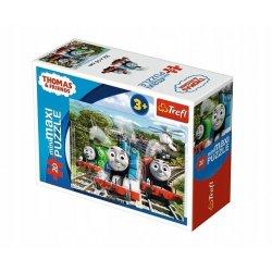 Puzzle miniMaxi 20 el. 21075 Tomek i przyjaciele