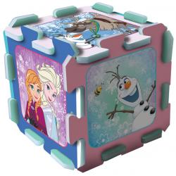 Układanka- puzzlopianka mata Frozen