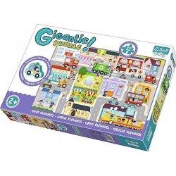 Puzzle GIGANTIC 12 el. - Miasto