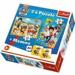 Puzzle 2w1 + Memory Psi Patrol