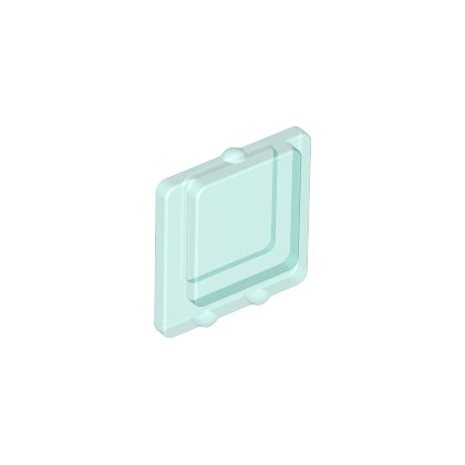 LEGO 4862 Pane For Wall Element