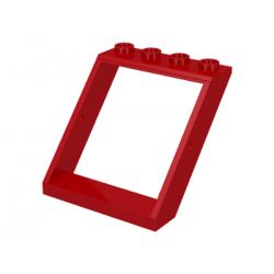 4447 Frame Skylight 4x4x3/45°
