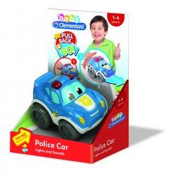 Samochód policyjny