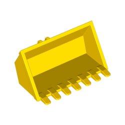 LEGO 30394 Shovel 4x6x2 1/3 Fric/fork