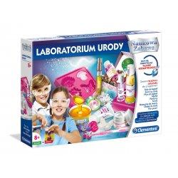 Naukowa zabawa - Laboratorium urody