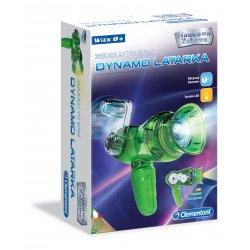 Naukowa zabawa - Dynamo latarka