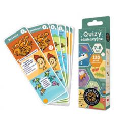 Quizy edukacyjne 7-8 lat