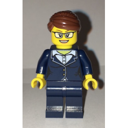 lego CTY656 minfigurka Businesswoman
