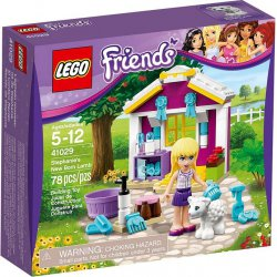 LEGO 41029 Stephanie's New Born Lamb