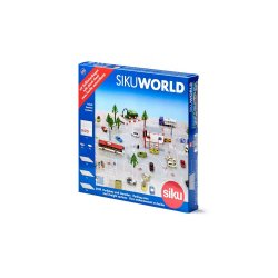 Siku World: Crossings and curved sections 5599