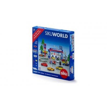 Siku World: Myjnia samochodowa 5504