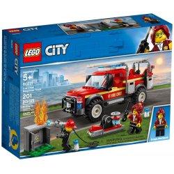 LEGO 60231 Terenówka komendantki straży pożarnej