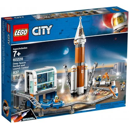 LEGO 60228 Centrum lotów kosmicznych