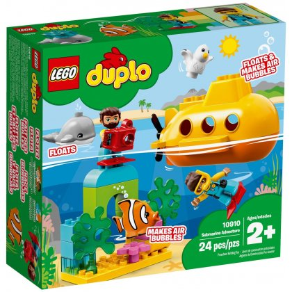 LEGO 10910 Submarine Adventure