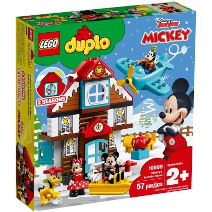 LEGO 10889 Domek wakacyjny Mikiego