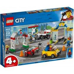 LEGO 60232 Centrum motoryzacyjne