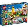 LEGO 60234 Wesołe miasteczko — zestaw minifigurek