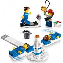 LEGO 60230 Badania kosmiczne — zestaw minifigurek