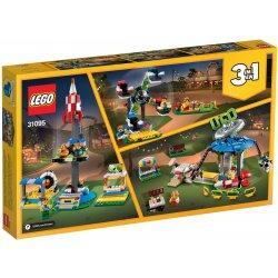 LEGO 31095 Fairground Carousel