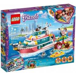 LEGO 41381 Łódź ratunkowa