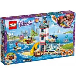 LEGO 41380 Centrum ratunkowe w latarni morskiej