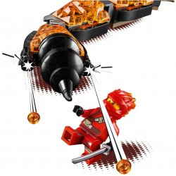 LEGO 70674 Ognisty kieł