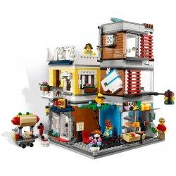 LEGO 31097 Sklep zoologiczny i kawiarenka