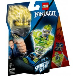 LEGO 70682 Potęga Spinjitzu — Jay