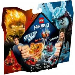 LEGO 70684 Spinjitzu Slam - Kai vs. Samurai